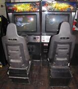 cruisin usa arcade machine