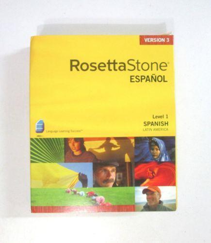 Rosetta Stone - Learn Spanish (Latin America) (Level 1, 2, 3, 4 & 5 Set) Purchase
