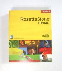 Rosetta Stone - Learn English (Level 1, 2, 3, 4 & 5 Set) Purchase