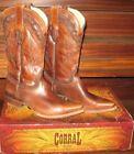Brown Cowboy, Western Boots for Men 9 Men's US Shoe Size