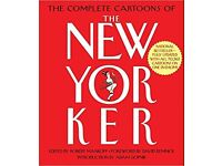 NEW - Complete Cartoons Of The New Yorker by Gopnik, Adam, Remnick, David, Mankoff, Robert