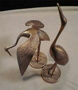 Brass Crane