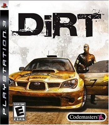 Dirt Video Game - Off-Road and Rally Racing Game for Playstation 3 (PS3)