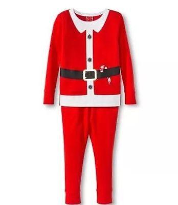 NWT Target Christmas Santa Suit 2 Piece Red Pajamas~Many Boys/Girls Sizes~ - Boys Santa Suit
