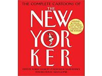 NEW Complete Cartoons Of The New Yorker by Gopnik, Adam, Remnick, David, Mankoff, Robert CHRISTMAS!