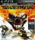 Twisted Metal Video Games