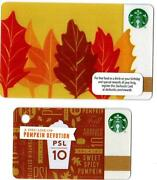 Starbucks Mini Card
