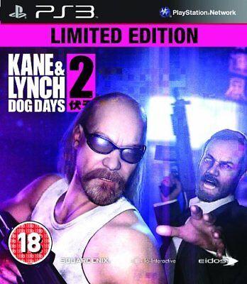 Kane & Lynch 2: Dog Days Limited Edition (PS3) VideoGames  d'occasion  Expédié en Belgium
