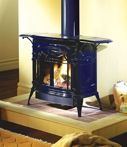 Gas Stove (Vermont Castings - Radiance)