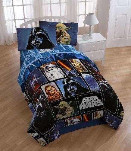 Star Wars Bedding Ebay