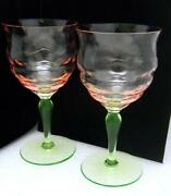 Watermelon Glass