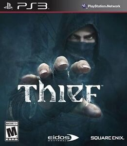 Thief (Sony Playstation 3) Brand New Sealed Cornwall Ontario image 1
