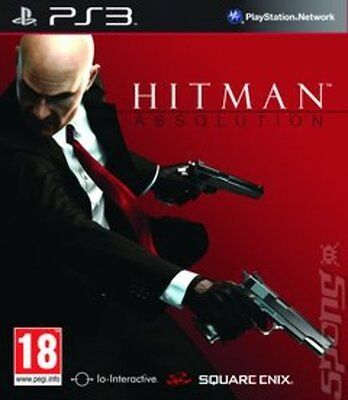 PlayStation 3 Hitman Absolution (PS3) VideoGames