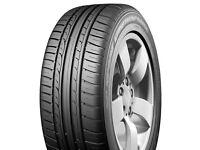 ((BRAND NEW)) Dunlop SP Sport Fastresponse 225/45 R17 91