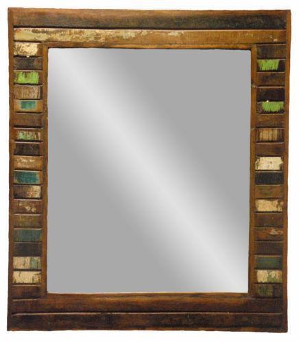 - Reclaimed Wood Mirror EBay
