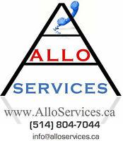 reparateur electromenagers 514 804-7044 laveuse secheuse frigo
