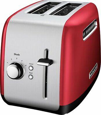 KitchenAid - KMT2115ER 2-Slice Wide-Slot Toaster - Empire Red