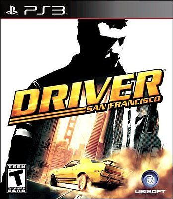 Driver  San Francisco  Sony Playstation 3