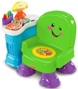 Fisher Price learn chair