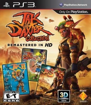 Jak and Daxter Collection - PlayStation 3, PS3 - Brand New Factory Sealed segunda mano  Embacar hacia Argentina
