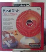 Presto Heat Dish