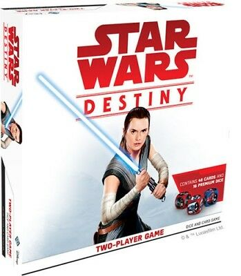 Star Wars Destiny Two-Player Game 2-player Starter Base Game Force Friday