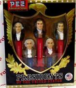 Pez Presidents