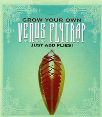 Cultive Su Propia Venus Fly Trap : Learn Cuidado Y Feeding de...