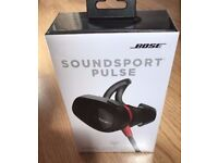 SoundSport® Pulse wireless headphones / Brand new sealed / 2 years Bose warrenty