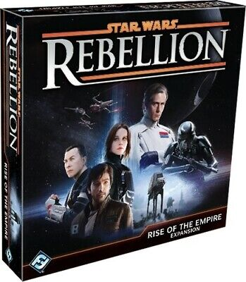 Star Wars Rebellion Miniatures Game: Rise Of The Empire Expansion