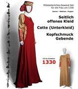 Schnittmuster Mittelalter