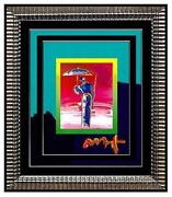 Peter Max Paintings