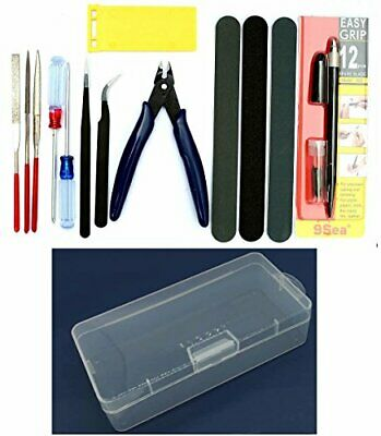 Gundam Tools Basic Craft Set Building Plastic Model Kit Plie