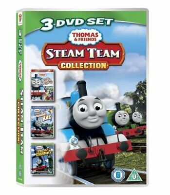 THOMAS AND FRIENDS - STEAM TEAM COLLECTION [DVD][Region 2]