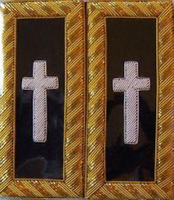 Chaplain Priest Church Officer Uniform Union Rank Army Boards Straps Civil War - Union Officer Uniform