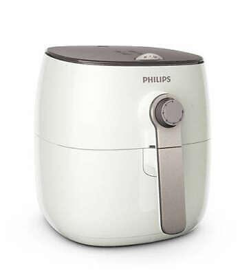 Philips Viva 2 1425-Watt Turbostar Multi-Cooker Low-Fat Airfryer 2.0 - White