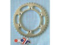 New 43 T Steel Rear Sprocket DRZ 400 00-15 SM S E Enduro DRZ400