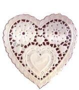 Paper Lace Placemats