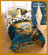 Monster Truck Bedding