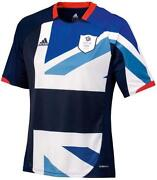 Team GB Football Shirt