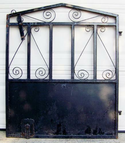 Old Iron Gates Ebay
