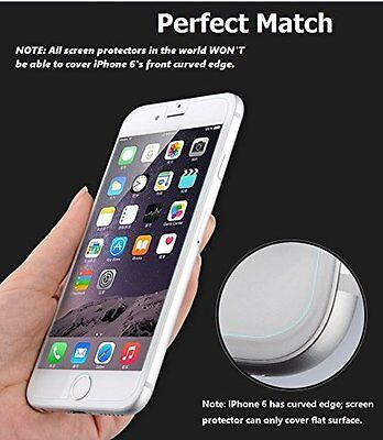 Brand New Best Quality Tempered Glass protector for iphone 6/6S( 9H,