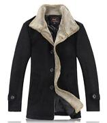 Mens Cashmere Coat