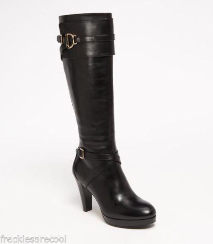 black poppy boots ebay