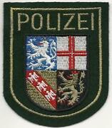 Ärmelabzeichen Polizei