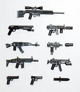 Lego Gewehre