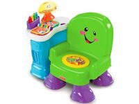 Fisher Price musical interactive toy