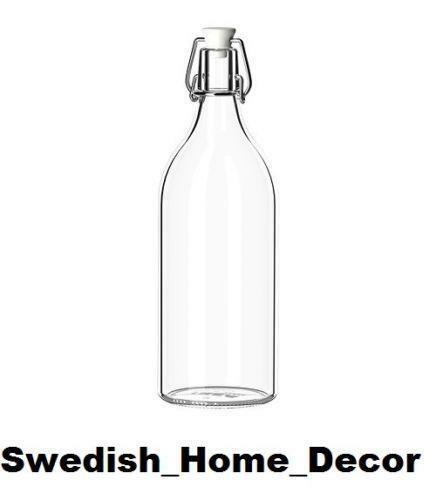 1 liter glass bottle ebay. Black Bedroom Furniture Sets. Home Design Ideas