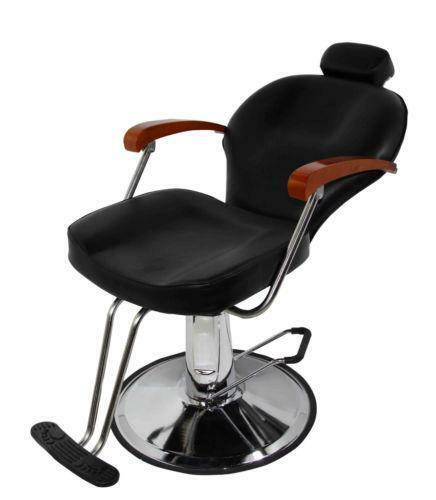 Reclining salon chair ebay for Chairs in salon