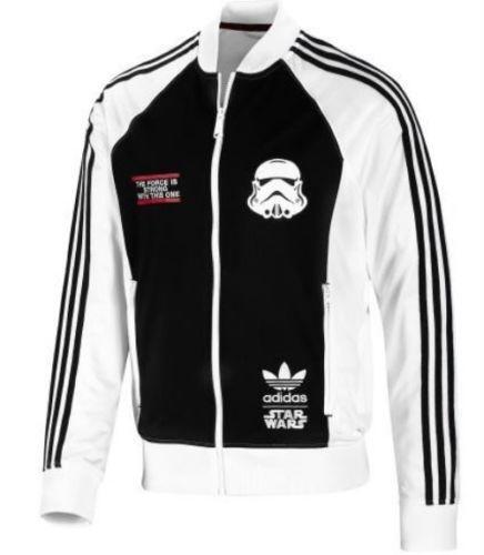 Adidas Star Wars Jacket Ebay